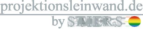 projektionsleinwand.de by Stiers-Logo